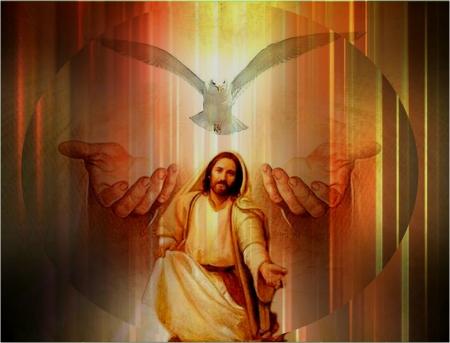 CATHOLIC ENCYCLOPEDIA Holy Ghost  NEW ADVENT