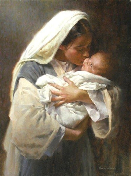 prayers to mary ask for mary s help