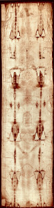 Shroud Of Turin - Visible Light
