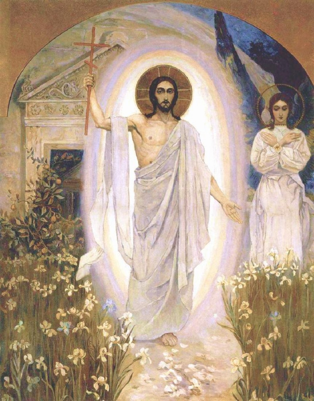 suffering death and resurrection of jesus christ Of jesus christ christians believe that jesus' death and resurrection are part of god's divine plan for humankind through his death on the cross, jesus pays the penalty for mankind's sin and.