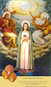 The Virgin of Revelation