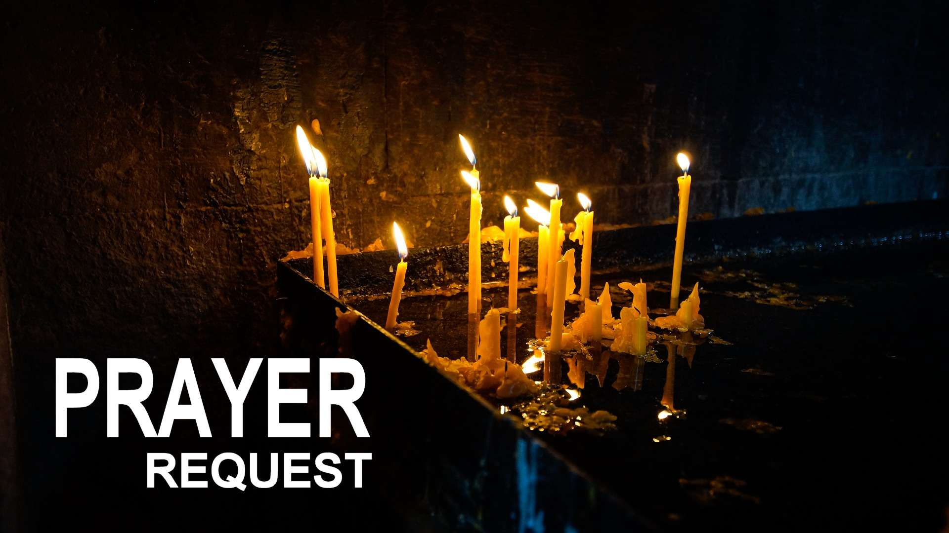 Submit a Prayer Request  TCT Network